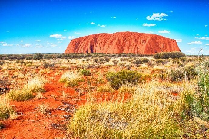 Uluru Views...