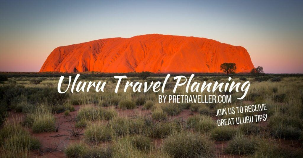 Join the Uluru Travel Planning Facebook Group
