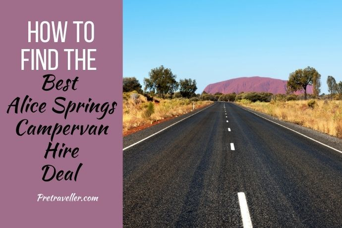 Alice Springs Campervan Hire