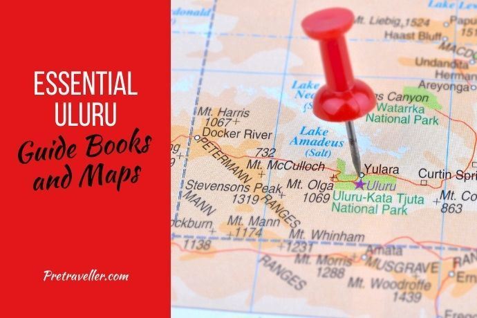 Uluru Guide Book and Maps